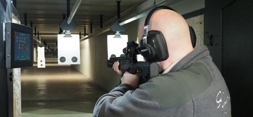1 Hour Private Rifle Shooting Experience In Somerset