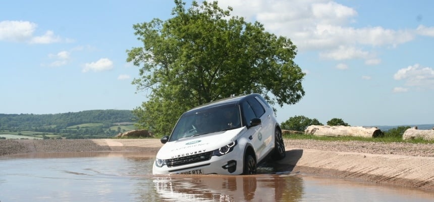 1 Hour Land Rover Taster-4