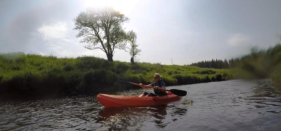 Private Group Paddlesport Session For 4 - Stirlingshire-2