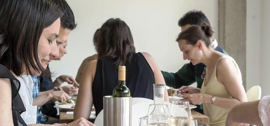 Mediterranean Street Food Cookery Class - London-6