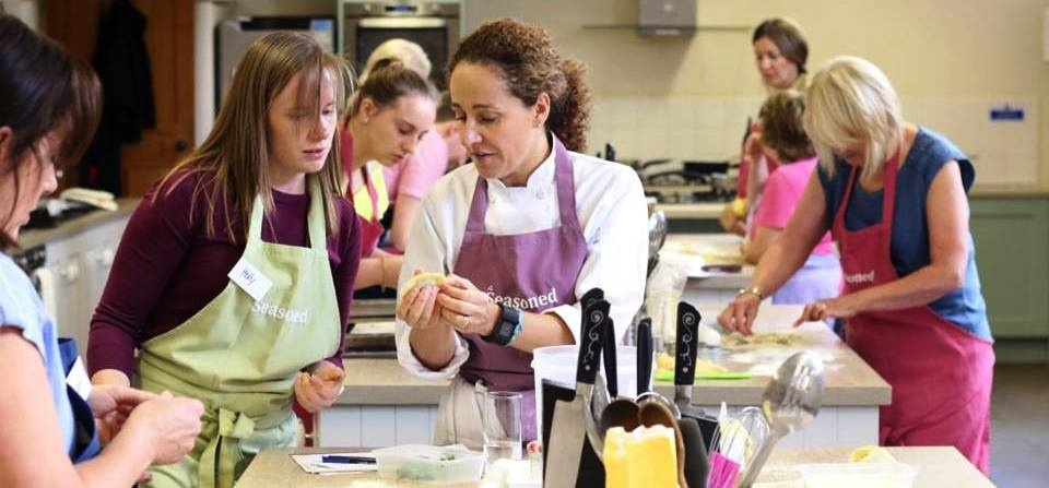 Full Day Culinary Masterclass Course - Derbyshire-5