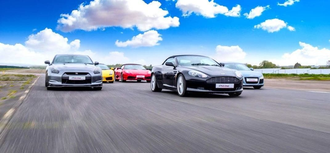 Supercar Choice 2 - Weekday Special Offer-4