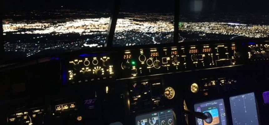 2 Hour Boeing 737 Flight Simulator Experience in Barnsley, South Yorkshire