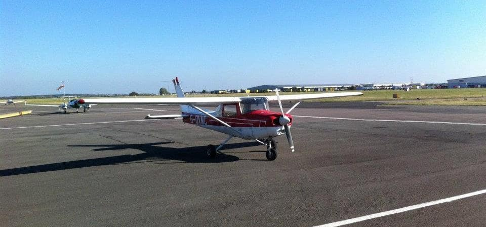 60 Minute Flying Lesson In Coventry - 2 Seater-3