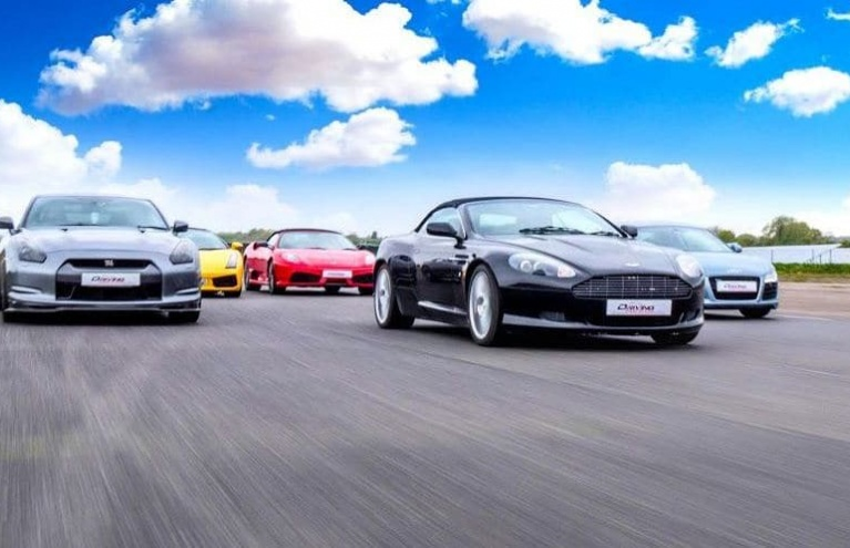 3 Supercar Choice Thrill Driving Experience on Weekdays Only.jpg