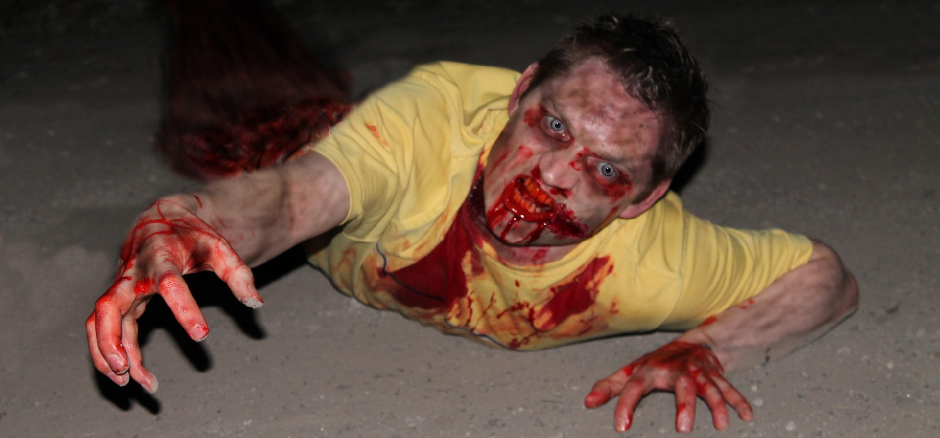 3 Hour Zombie Survival Experience