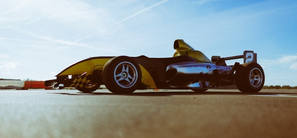 30 Lap F1000 Single Seater Track Day In Hertfordshire