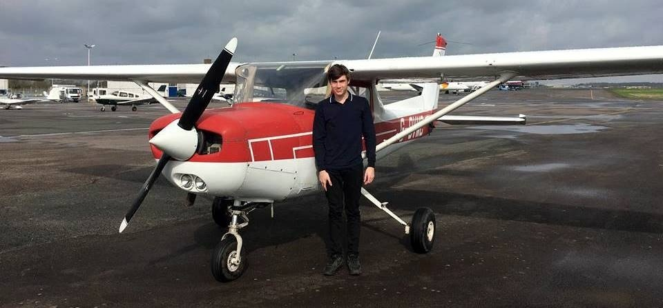 30 Minute Flying Lesson Coventry 2 Seater