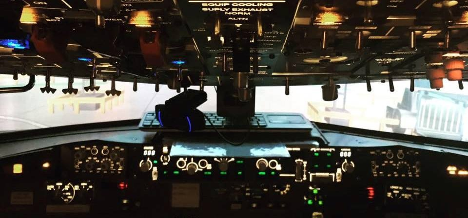 Flight Simulation Experience In Lancashire - 30 Minutes