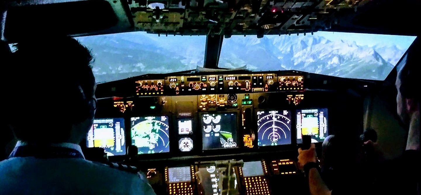 30 Minute Flight Simulator In Leicestershire
