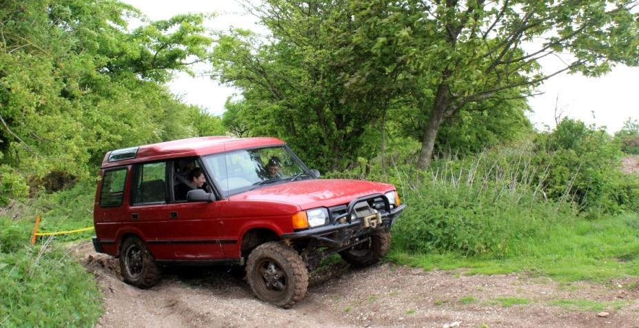 Staff Review: Dorchester 4x4 Adventure Shared Experience