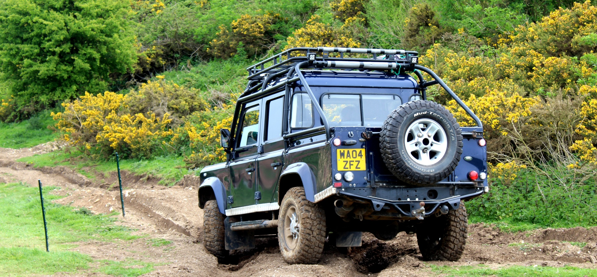 Dorchester 4x4 Adventure Experience - Shared-1