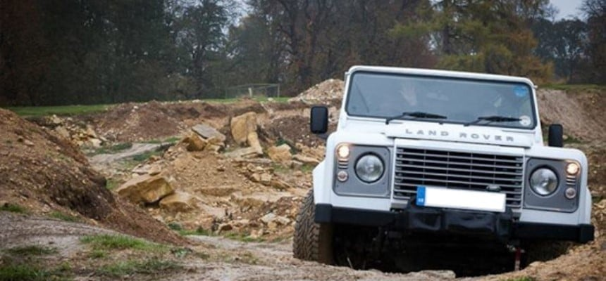 4x4 Driving - Private Full Day Leicestershire-2