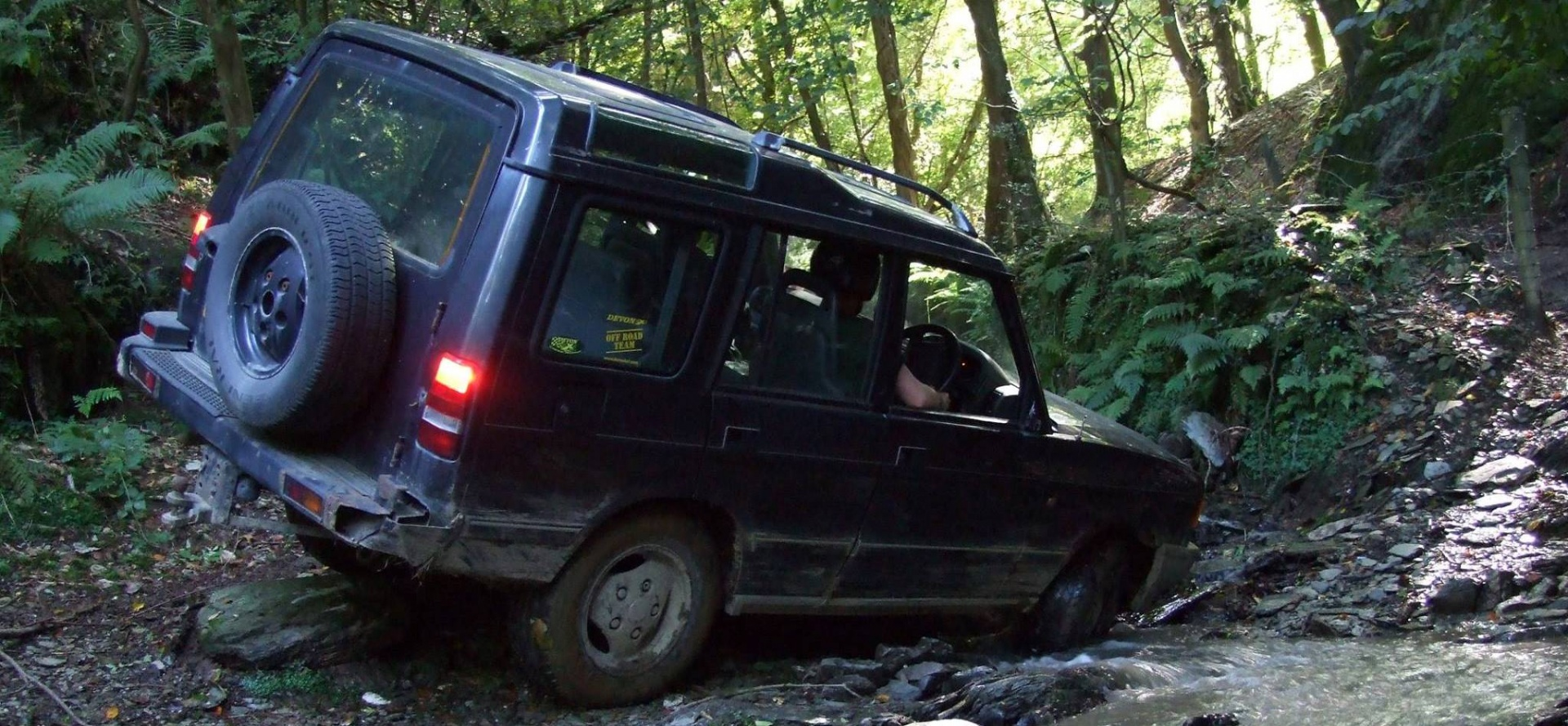 45 Minute 4x4 Driving Experience in Devon - With Passenger-3