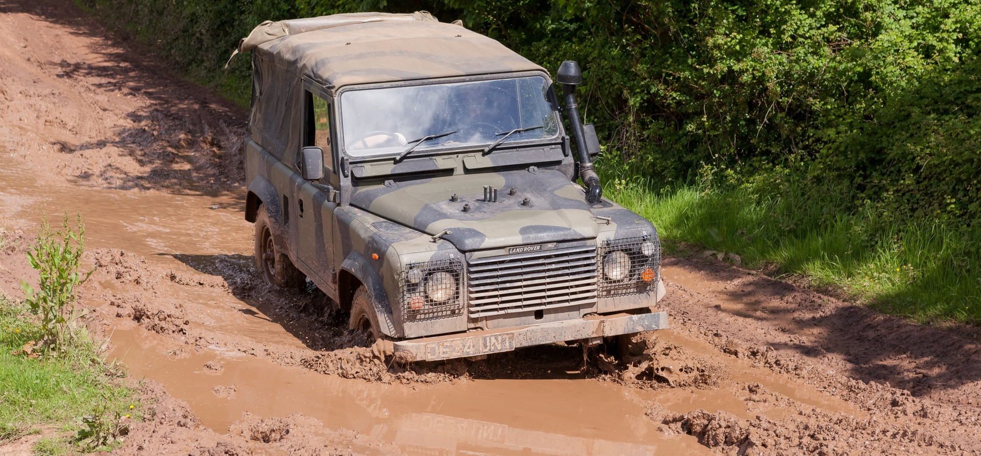 4x4 Off Road Driving - Bristol-4
