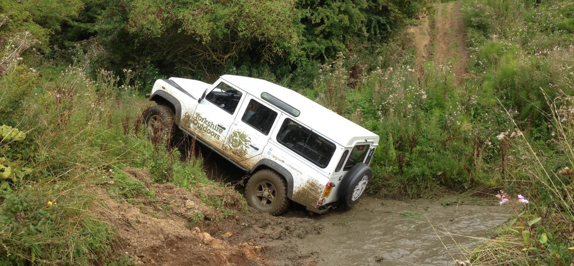 Solo 4x4 Tuition in North Yorkshire - 1 Hour-4