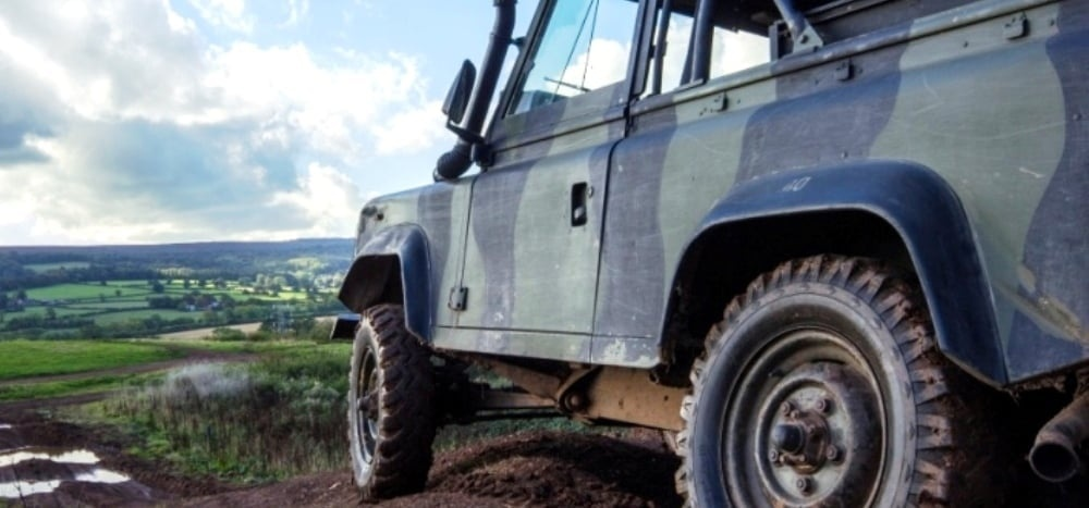 4x4 Off Road Driving - Bristol-2