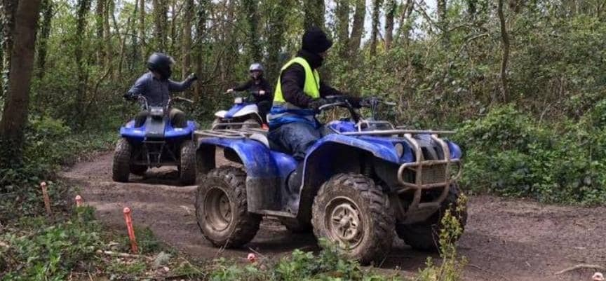 5 Mile Quad Biking Experience in Kent-2