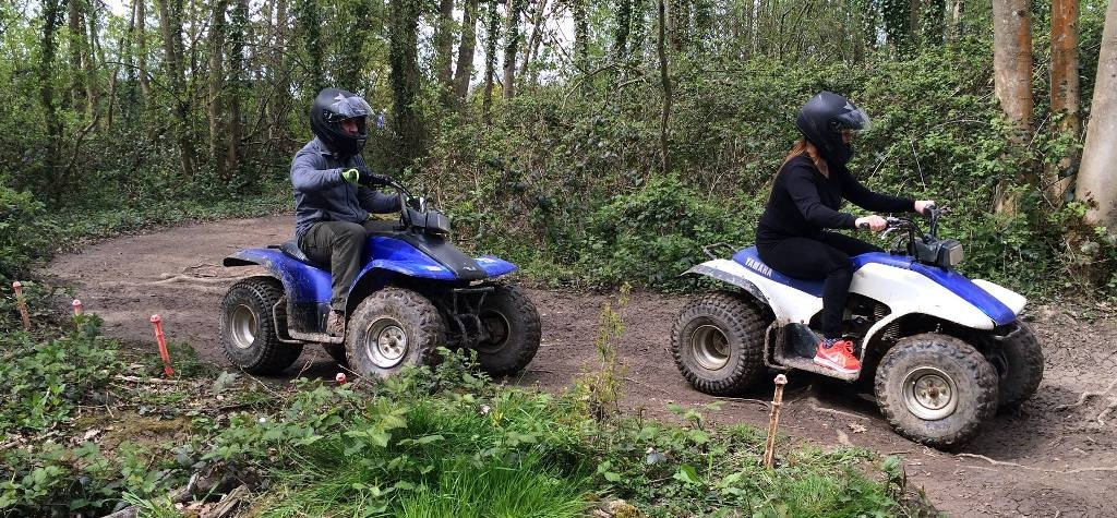 5 Mile Quad Biking Experience in Kent-1