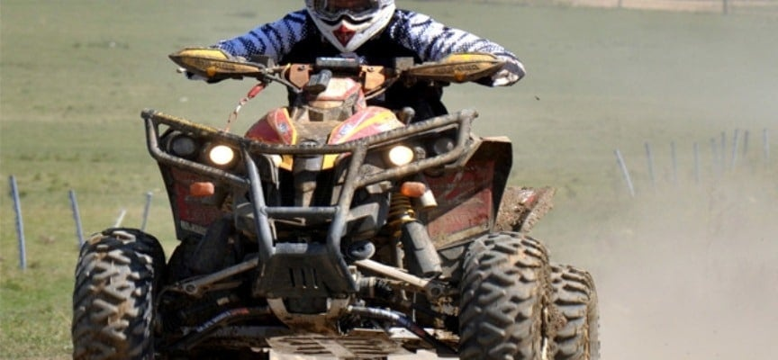 5 Mile Quad Biking Experience in Kent-3
