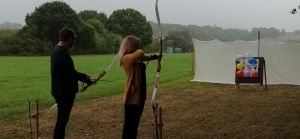 60 Minute Archery Experience in Bath-4
