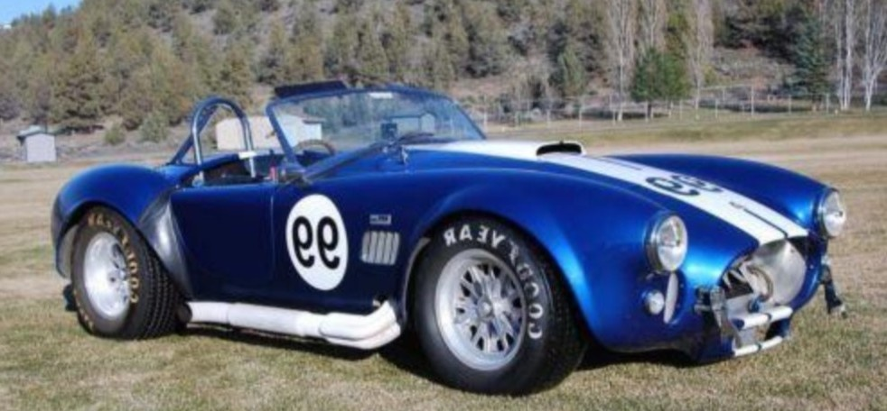 Shelby Cobra Driving Experience-4
