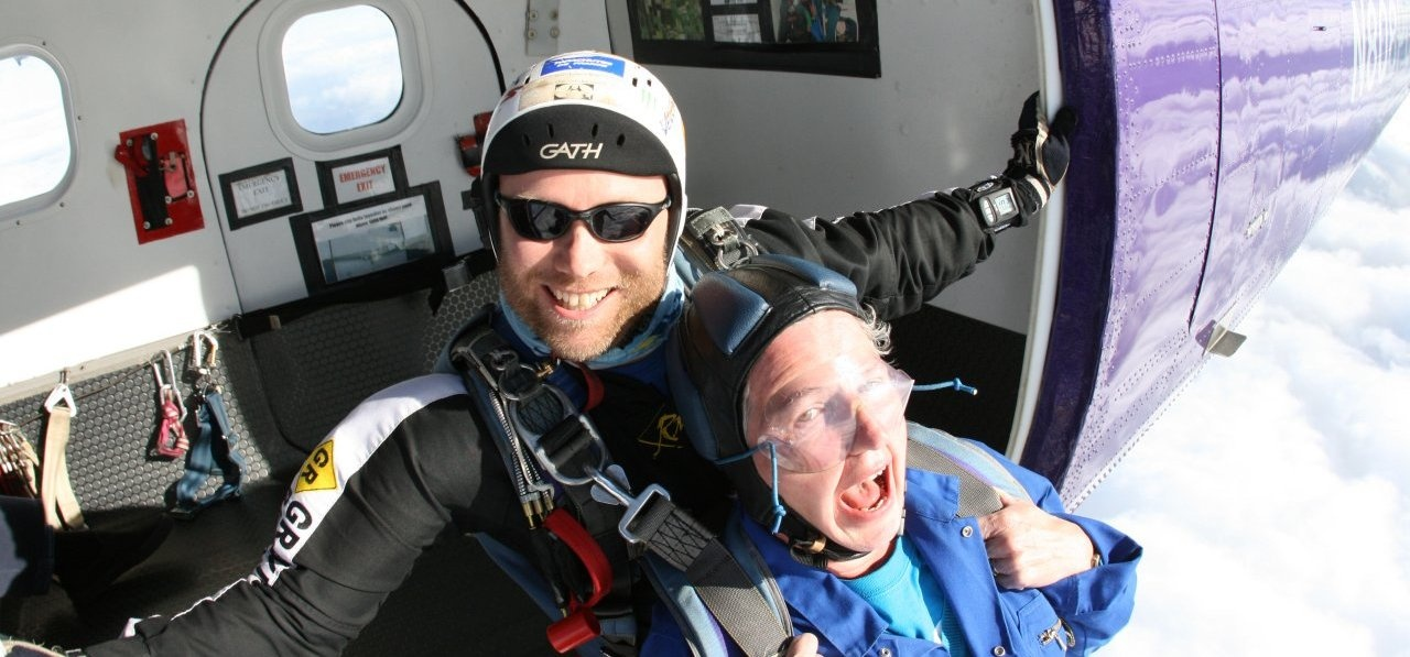 Cambridge Skydiving AFF Course - Level 1-5