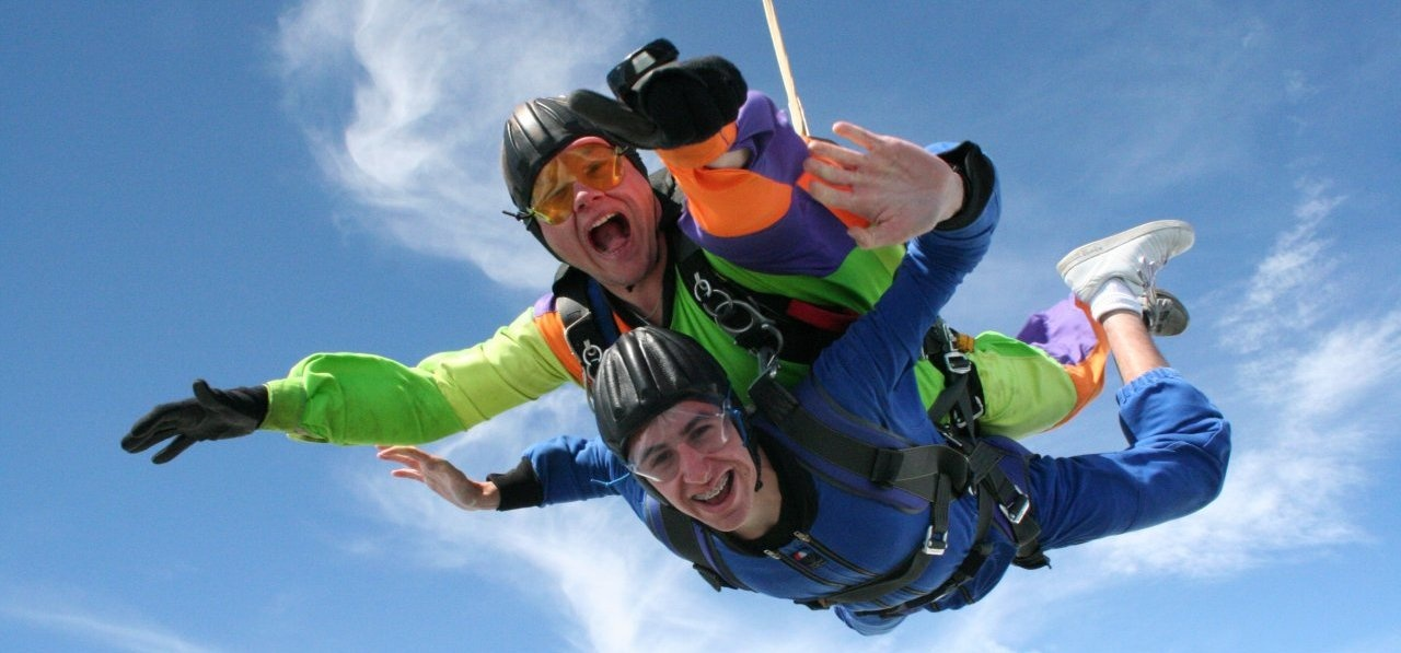 Cambridge Skydiving AFF Course - Level 1-2