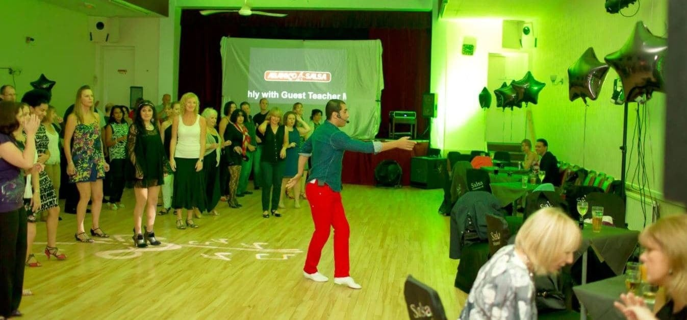 8 Week Salsa Course South West-4