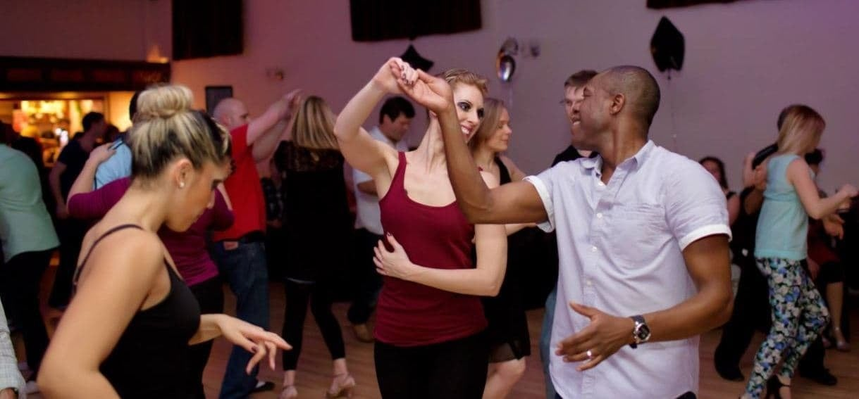 8 Week Salsa Course South West