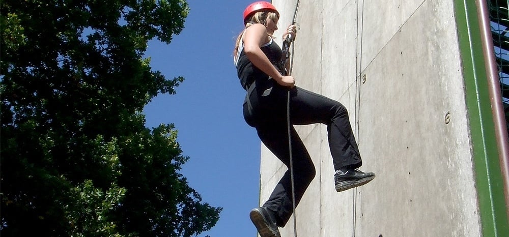 Rock Climbing & Abseiling Experience - Sussex-16