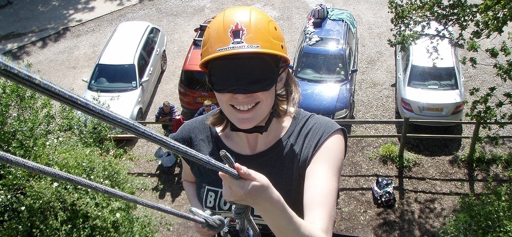 Rock Climbing & Abseiling Experience - Sussex-10