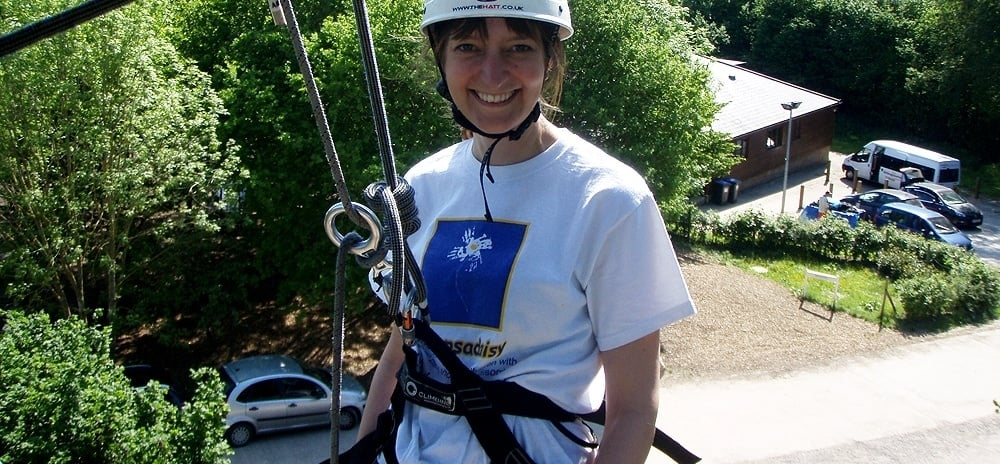 Rock Climbing & Abseiling Experience - Sussex-11