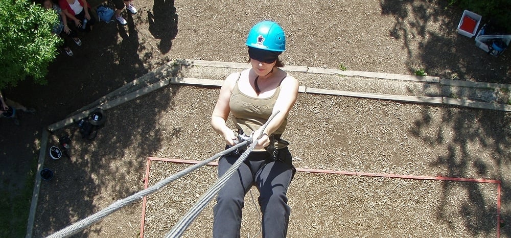 Rock Climbing & Abseiling Experience - Sussex-12