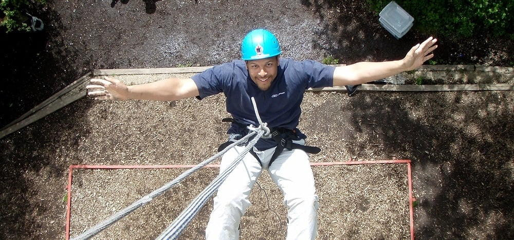 Rock Climbing & Abseiling Experience - Sussex-14