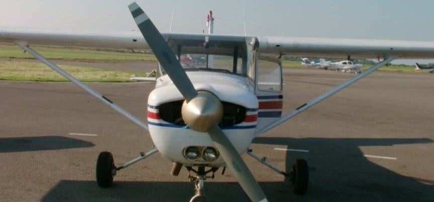 One Hour Aeroplane Flying Lesson (Four Seater Plane)-1