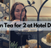 Staff Review: Afternoon Tea for 2 at Hotel Du Vin, Brighton