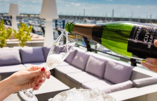 Afternoon Tea with Champagne Brighton Marina Sussex.jpg