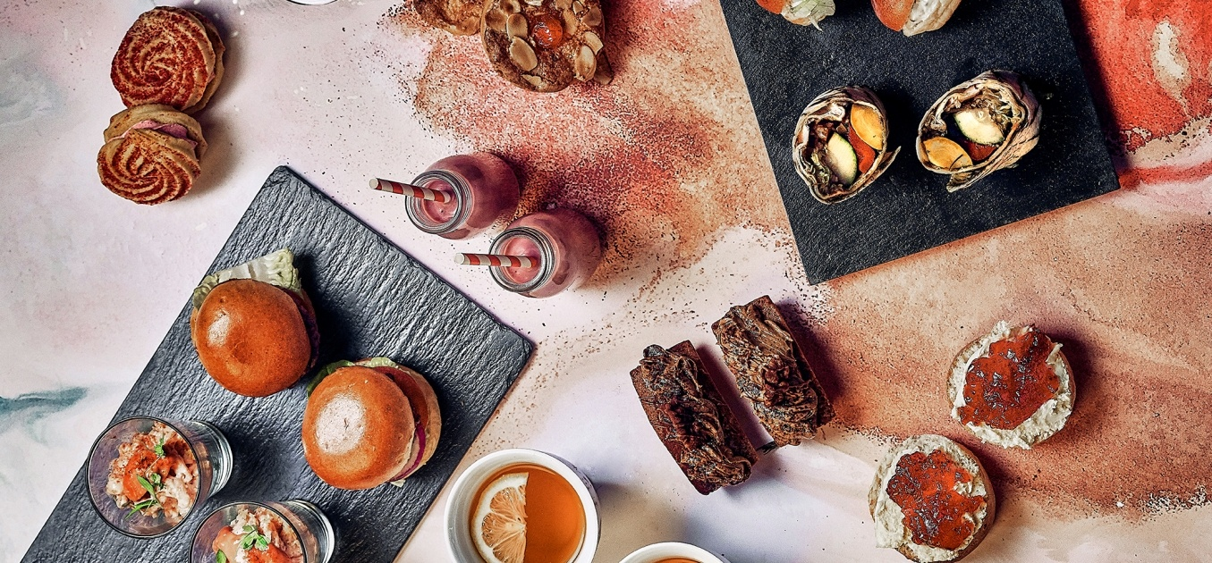 Afternoon Tea for Two at Malmaison Brighton-8