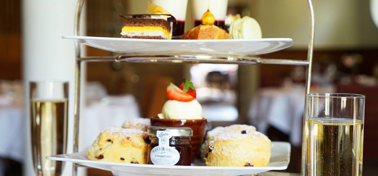 Cotswold House - Afternoon Tea for Two-8