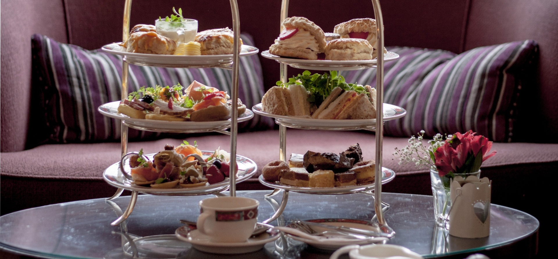 Afternoon Tea For Two At Cringletie House-1