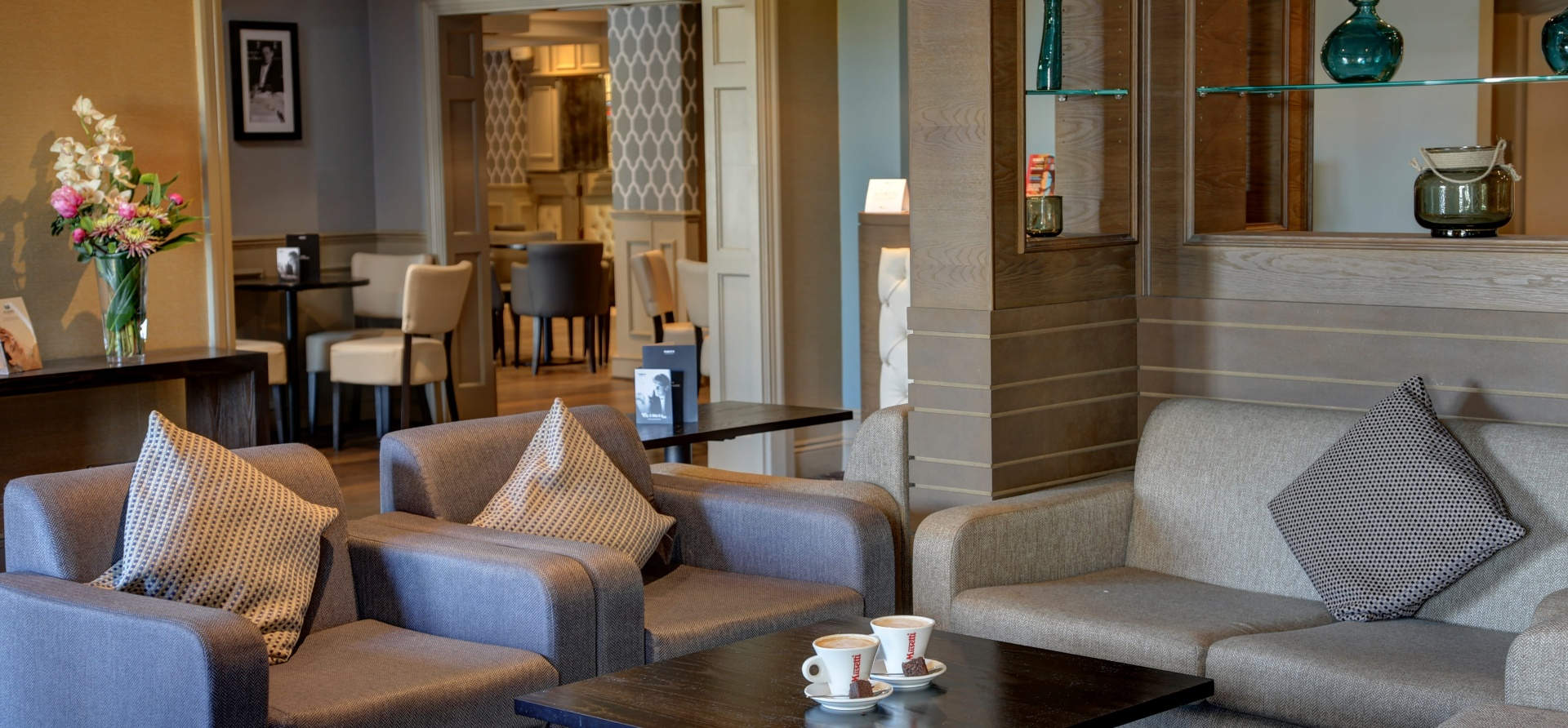 Afternoon Tea For Two At Yew Lodge Hotel Derby-1
