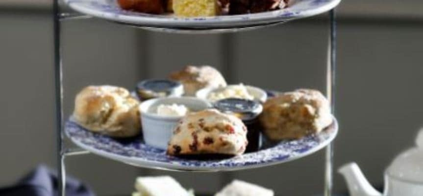 Afternoon Tea For Two At Yew Lodge Hotel Derby-2