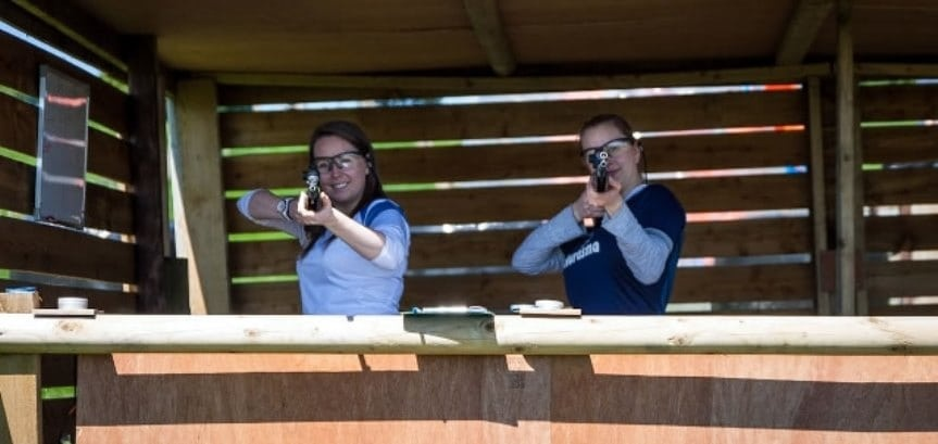 Air Rifle Shooting Experience for Two in Yorkshire-4