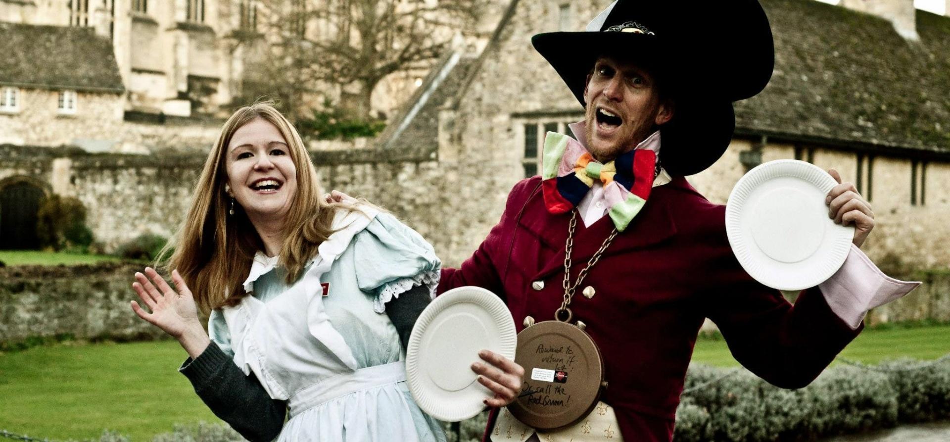 Mad Hatter Walking Tour Of Oxford - For 2