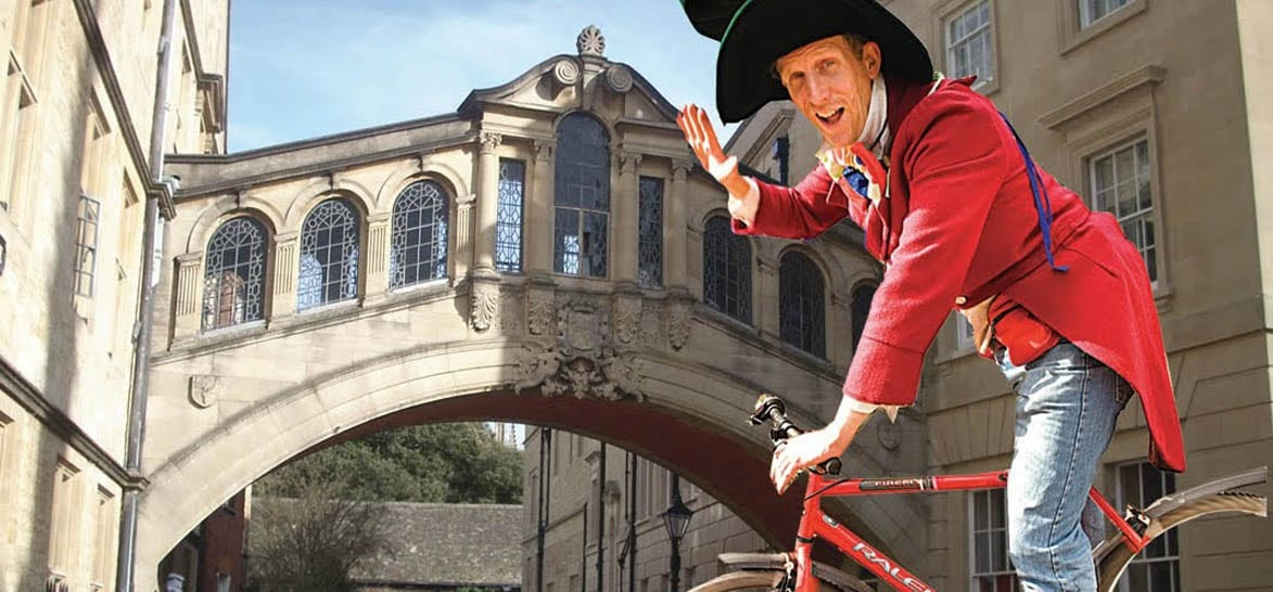 Oxford Alice in Wonderland Cycling Tour for 2-1