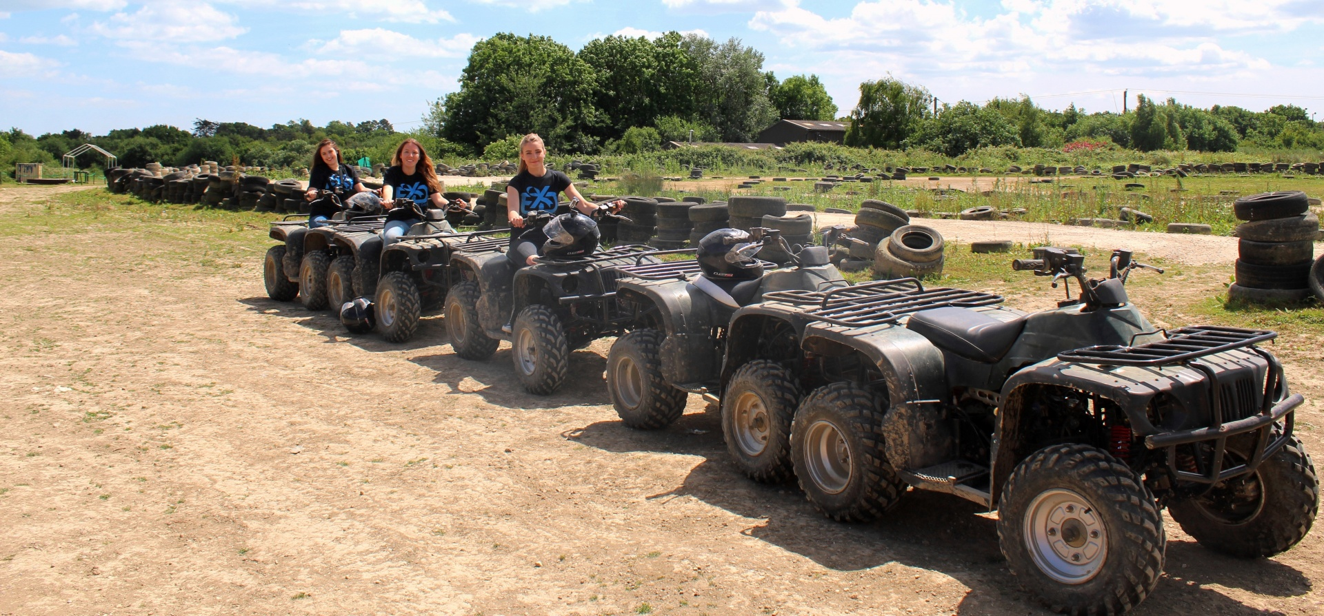 Quad Biking East Sussex 60 Minutes-1