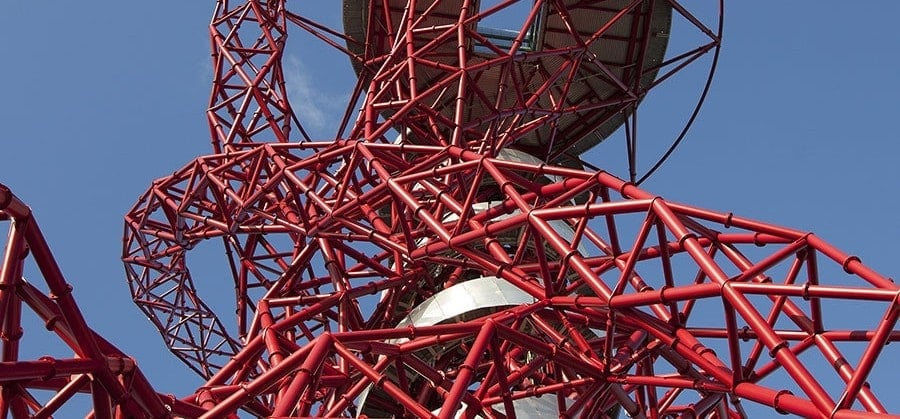 ArcelorMittal Orbit with Afternoon Tea for Two-2