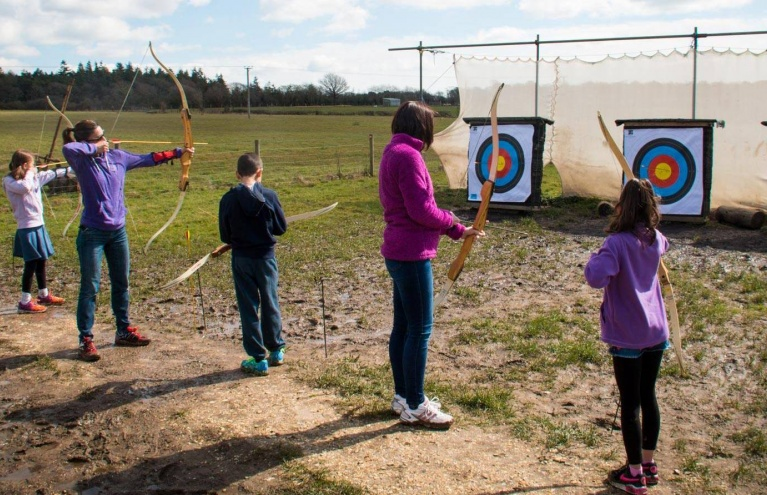 Archery Family Experience in New Forest Hampshire.jpg