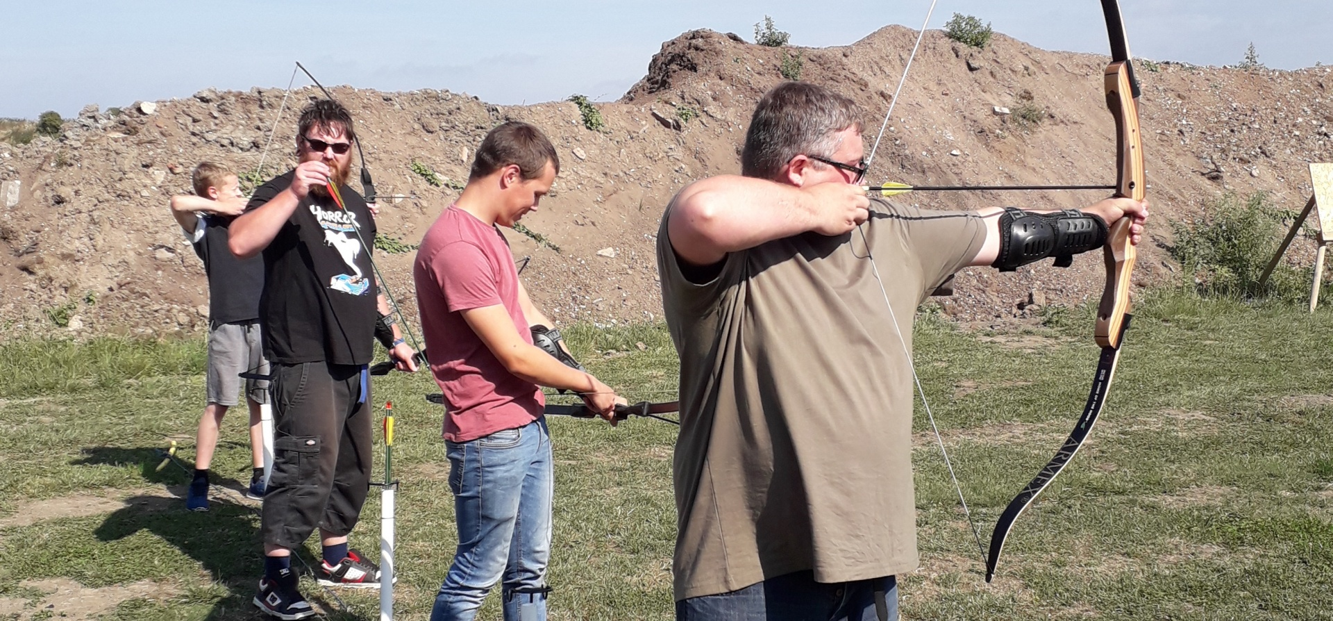 Archery and Crossbow Experience in Cheshire for 2-2